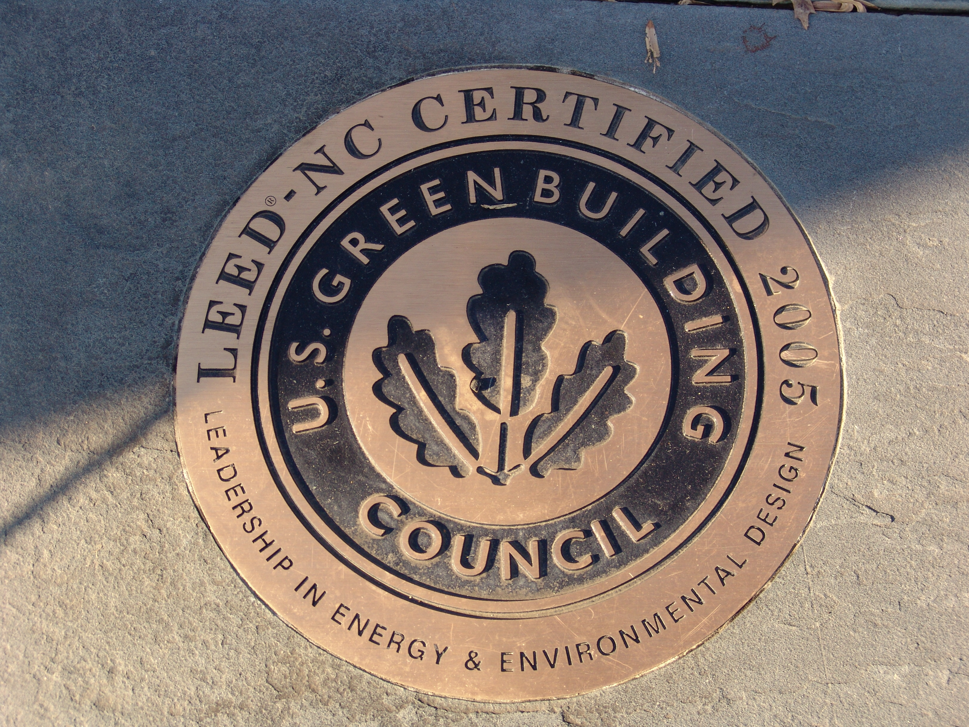 What Is Leed Certification Scott Arboretum