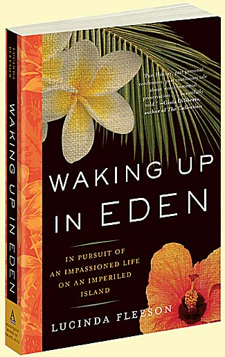Waking up in Eden book cover