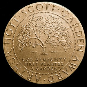 scott medal tree side